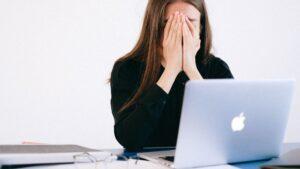 Gingivitis y depresión